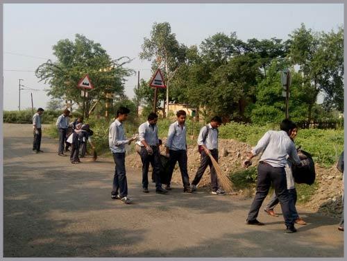 MBA Swach Bharat Abhiyaan