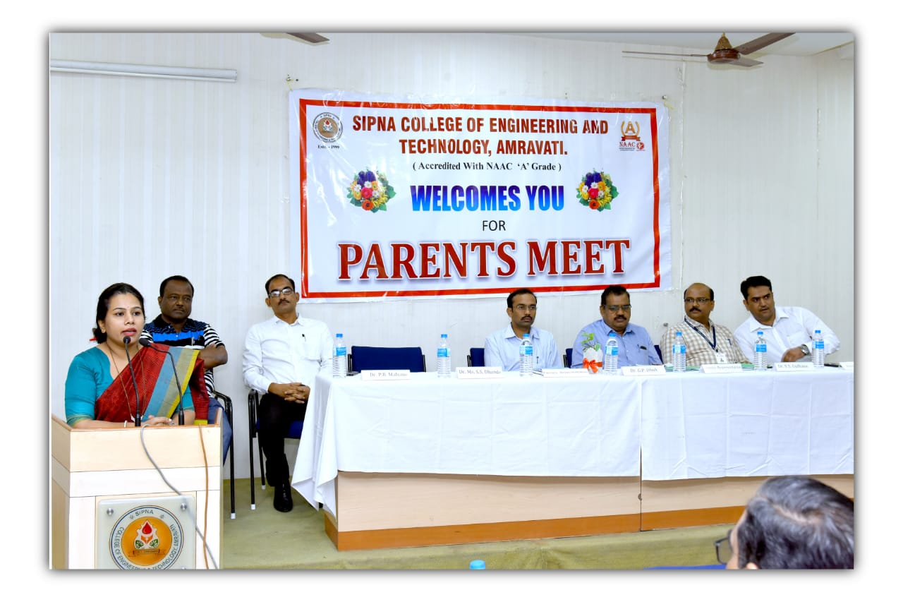 Parent Meet