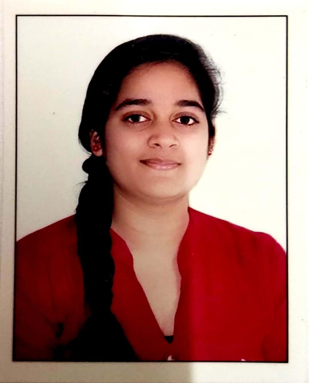 Ms Pragati Shrikrushna Sadanshiv