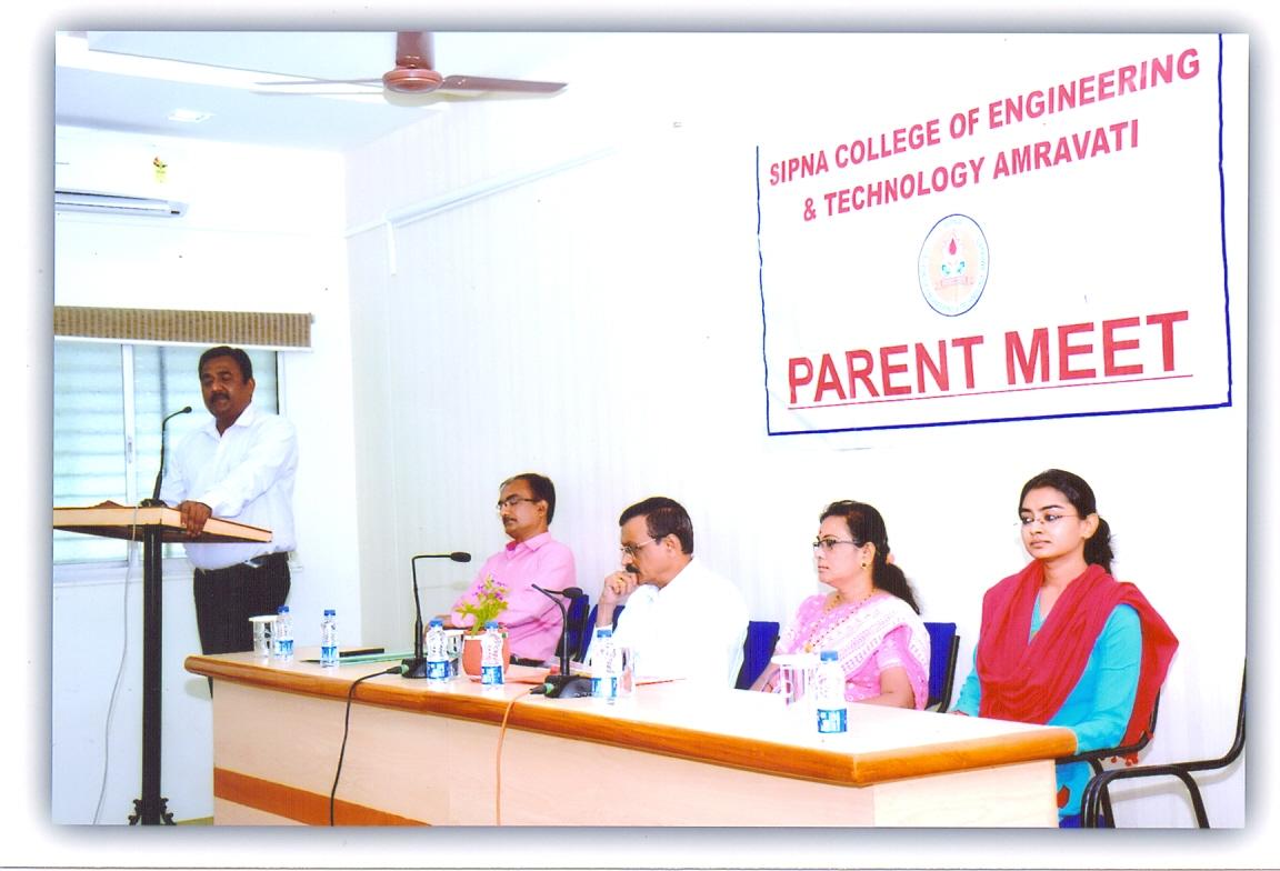 parent meet 2016-2017