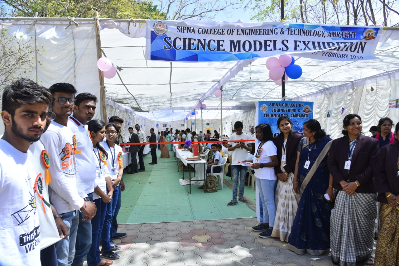 Science Day-Science Model Exhibition on 27th Feb 2019