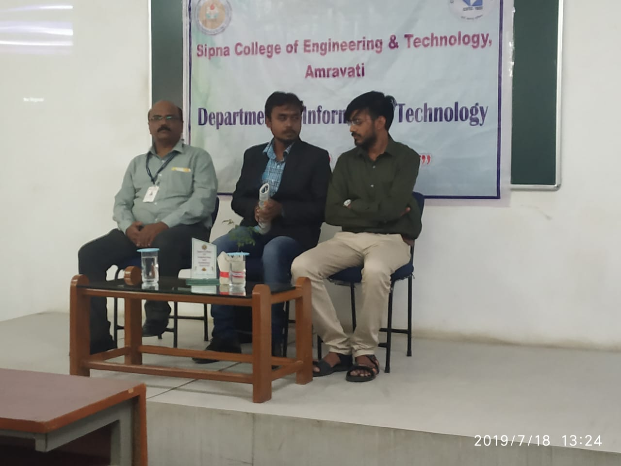 Information Technology | Sipna Engineering College Amaravati