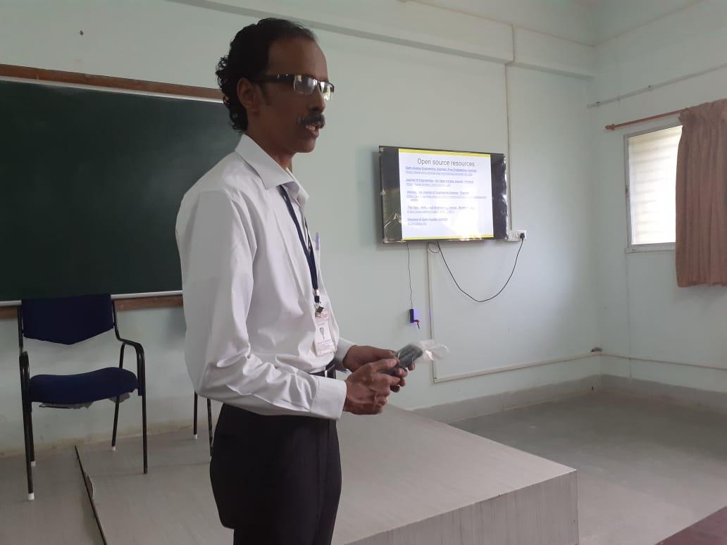 Ph.D.Course work 2019-20 Batch