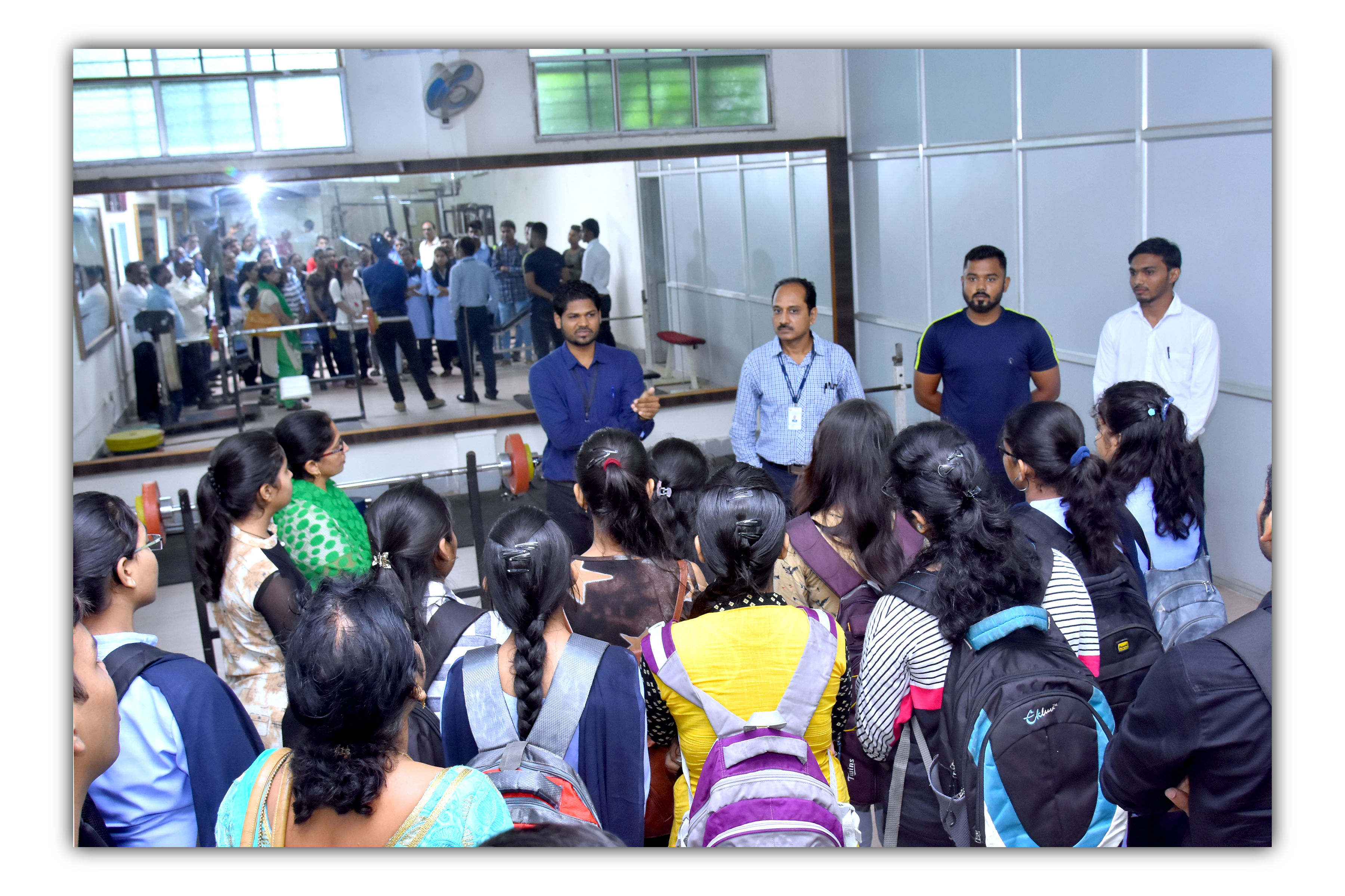 Induction Program for first year engineering students 2019-20